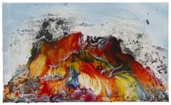 marlene-mocquet-de-flammes-et-de-poussieres-33x45cm-resine-epoxy-email-a-froid-poussiere-huile-2013-1247-86b322255efd6250d8675be78e0af894